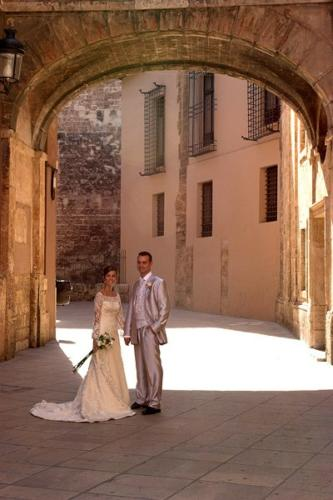 Chris Hicks - Wedding Day Valencia