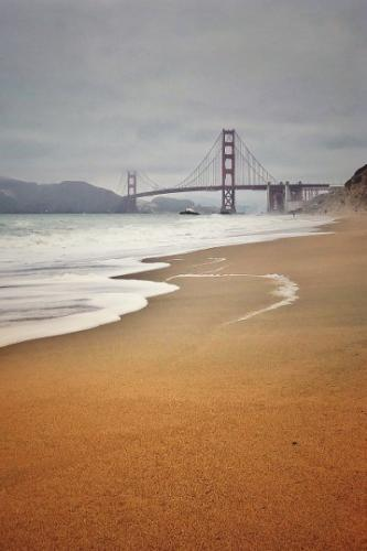 Gokhan Darcan - Golden Gate Sand