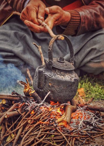 Gokhan Darcan - Tea pots story