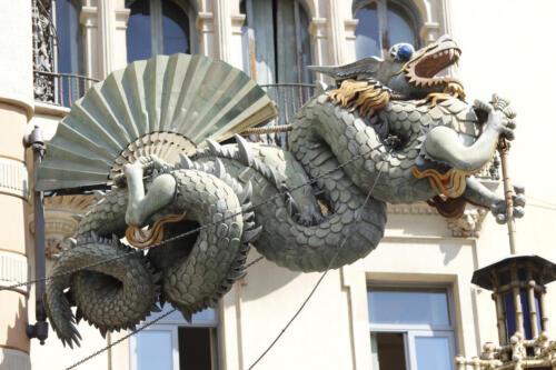 Paul Ryan - Barcelona Dragon