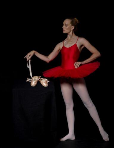 Peter Beardow - Ballet Shoes