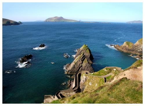 Route to the Blasket Islands, Co. Kerry
