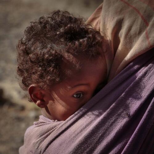 Ethiopian Baby, Axum
