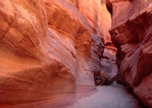 Mystical Slot Canyon, Utah-Arizona Border